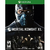 Xone MORTAL KOMBAT XL USA(モータルコンバットXL 北米版)〈Warner Home Video Games〉