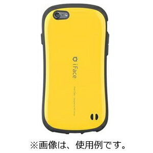 HAMEE iPhone6Plus用 iface First Classケース IP6IFACEFIRST55YE (イエロー)