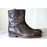 BUTTERO ブッテロ/boots/shoe/靴 ブーツ ペコスブーツ 【中古】【BUTTERO】