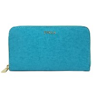 フルラ FURLA ラウンドファスナー長財布 BABYLON(バビロン) 792022 PO07 B30 TUD BABYLON XL ZIP AROUND TURCHESE+DOLOMIA/...