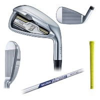 2015 JGR HYBRID FORGED アイアン(4本セット) NSPRO Zelos 8 スチールシャフト【アイアンセット】