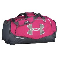Under Armour Undeniable Large Duffel IITropic Pink/Graphite/White アンダーアーマー ダッフルバッグ