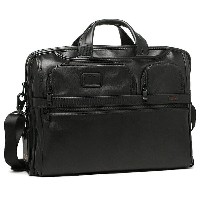 トゥミ バッグ TUMI 96114 D2 アルファ ALPHA 2 COMPACT LARGE SCREEN LAPTOP LEATHER BRIEF ブリーフケース BLACK