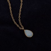 OPAL TEARDROP NECKLACE Catbird(キャットバード) バイマ BUYMA