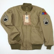 "Buzz Ricksons バズリクソンズ BR13113-01 TANK PATCH POCKET ""BUZZ RICKSON CO."" ""2nd ARMOR DIV."" 40(L)"