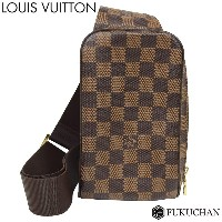 【LOUIS VUITTON/ルイ・ヴィトン】ダミエ ジェロニモス 新型 N51994 【中古】≪送料無料≫