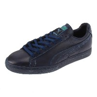 プーマ PUMA STATES INDIGO LEATHER MIJ メンズ insignia blue