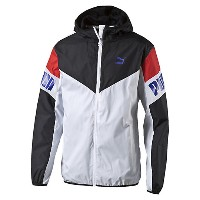 プーマ FOOTBALL WINDBREAKER メンズ white
