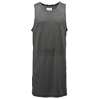 プーマ STAMPD LONG TANK TOP メンズ dark gray heather