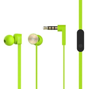 Hoomia(フーミア) E1 Golden Nautilus In-Ear Stereo Earphones-Hoomia Green フーミアグリーン【イヤホン イヤフォン スタイリッシュ...