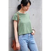 RE/DONE BOXY TEE◆【エディット フォー ルル/EDIT.FOR LULU Tシャツ・カットソー】