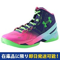 SC30 UA カリー 2 Curry 2 UNDER ARMOUR パープル/ピンク