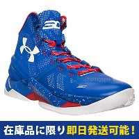 SC30 ステファン・カリー UA CURRY 2 UNDER ARMOUR Royal Red White
