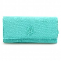 Kipling K13865-86R 長財布 Cool Turquoise BROWNIE/キプリング 新作 秋冬 プレゼント ギフト