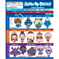 SHOW BY ROCK!! ラバーマスコット2 14個入り1BOX【エフトイズ】