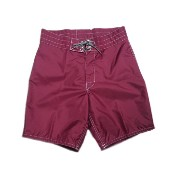 BIRDWELL(バードウェル)/#311 BEACH BRITCHES SHORTS/burgundy