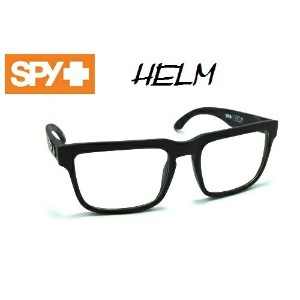 ★SPY★スパイ★HELM★MATTE BLACK-CLEAR★サングラス
