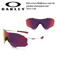 即日発送 【OAKLEY オークリー】 サングラス EVZero Path PRIZM Road (Asia Fit) polished white/prizm road OO9313-04...