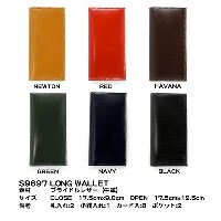 Whitehouse Cox 『ホワイトハウスコックス』 正規取扱店 ロングウォレット S9697- Long Wallet