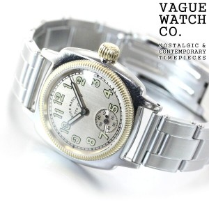 【5%OFFクーポン!5月29日9時59分まで!】ヴァーグウォッチ VAGUE WATCH Co. 腕時計 COUSSIN EARLY STAINLESS BELT メンズ クッサン...