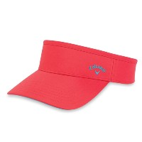 Callaway Ladies Performance Adjustable Visor【ゴルフ レディース>サンバイザー】