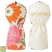 Spartina449 Ladies Carson Cottage & Heyward Head Covers【ゴルフ レディース>ヘッドカバー】