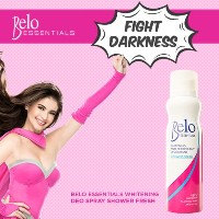 Belo Essentials Whitening Deo Spray 140ml 48h Protection [並行輸入品]