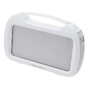 【WATERPROOF SPEAKER】audio-technica/アクティブスピーカー/AT-SPP400W WH ホワイト[グッズ]