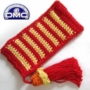 DMC Knit Wear for iPhone5 サンセット(完成品)