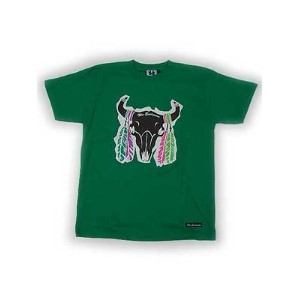 【SALE】ウーエクスクルーシブ WEX07SS08 S/S Tシャツ グリーンWU-EXCLUSIVE WEX07SS08 S/S TEE GREEN【あす楽対応_近畿】【あす楽対応_中国】...