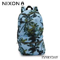 NIXON,ニクソン/PACKABLE BACKPACK・パッカブルバックパック・リュックサック/EVERYDAY BACKPACK/10L/NC2428300-00/BLUE・ブルー 【あす楽...