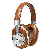 Bluetoothワイヤレスヘッドホン MASTER & DYNAMIC MW60 SILVER/BROWN 【送料無料】