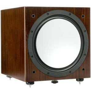 Monitor Audio モニターオーディオ Silver W12 WALNUT WOOD