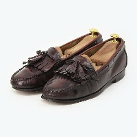 【SALE】【中古】MADE IN USA TASSEL LOAFER タッセルローファー[US11D USED]