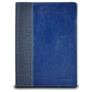 MAROO Surface 3用 Woodland Series Blue Folio MR-MS3202[MRMS3202]