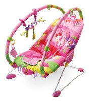 Tiny Love タイニーラブ Gymini Bouncer, Tiny Princess
