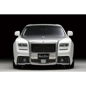 ROLLS ROYCE GHOST Sports Line Black Bison Edition 2010y〜 FRONT BUMPER SPOILER