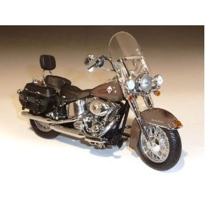 "2011 Harley-Davidson FLSTC Hertiage Softail Deluxe 1/12 ""Psychotic Billy"" カラー ショップ"