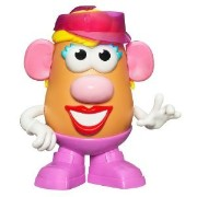 Potato Head Playskool Mrs. MPH Sporty ブロック おもちゃ