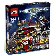 LEGO - SPACE POLICE −スペースポリス