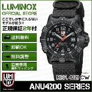 Luminox直営店 米国海軍による承認を意味する名を冠したANU4200 SERIES ref. 4221 CW [アニバーサリー/ネイビーシールズ/ライトニング掲載/UP SWEEP掲載/CLUT...
