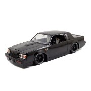 1/18scale JADA TOYS Fast & Furious Dom's Buick Grand National ビュイック ワイルドスピード