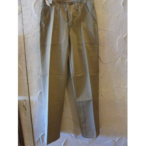 GUNG HO ガンホー/CAMP TROUSER PANTS DUCK KHAKI