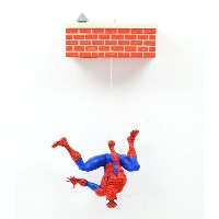"Hallmark MARVEL ""SPIDER-MAN"" ""HERE COMES THE SPIDERMAN!!"" X'mas ornament ♪MAGIC SOUND♪ ホールマーク マーベル「スパイダーマン」..."
