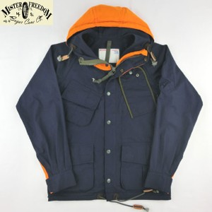 No.SC13035 MFSC ミスターフリーダム(SEA HUNT)6oz.COTTON WEATHER
