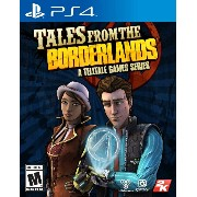 PS4 Tales from the Borderlands USA(テイルズフロムザ・ボーダーランド 北米版)〈2K Games〉