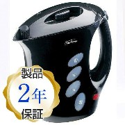 サンビーム 電気ケトル ブラック 1.7LSunbeam 1.7-Liter Electric Kettle 1500-Watt【smtb-k】【kb】 【RCP】