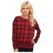 Brigitte Bailey Desiree Plaid Sweater
