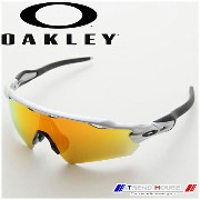 オークリー サングラス レーダーEV パス(アジアン) OO9275-02 RADAR EV PATH (ASIAN FIT) Silver/Fire Iridium OAKLEY