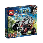 レゴ CHIMA Wakz Pack Tracker 70004